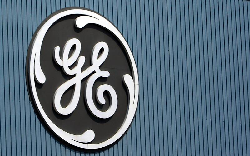 General Electric logo - AP