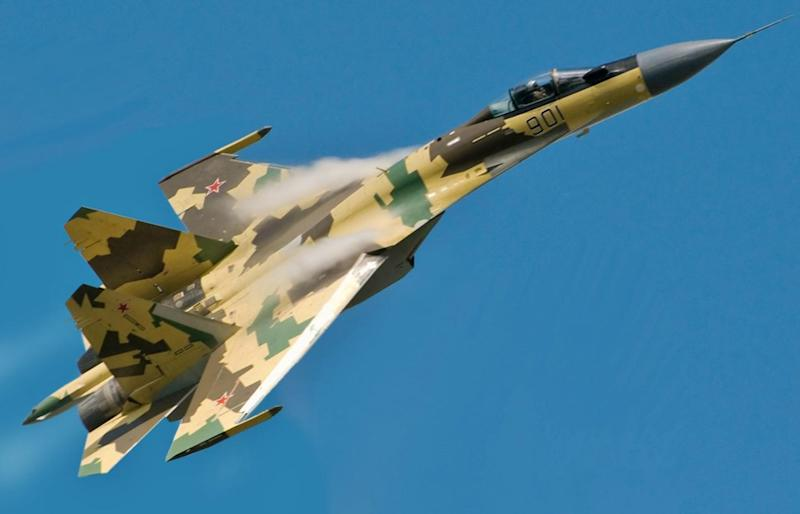 The Russian Air Force's Biggest Problem (Not the F-22 or F-35)