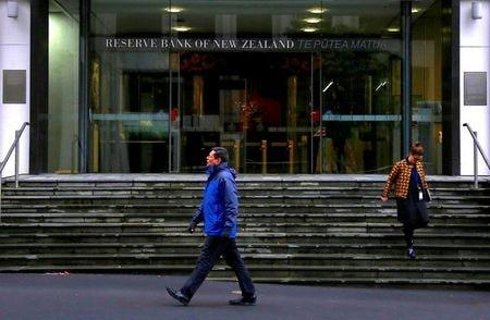 New Zealand central bank expands bond-buying, flags negative rates as nation locks down again