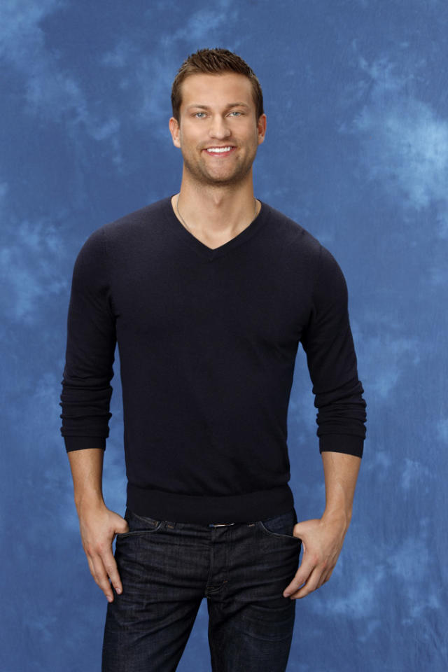 """Chris, 25, a corporate sales director from Chicago, IL is featured on the eighth edition of """"<a href=""""http://tv.yahoo.com/bachelorette/show/34988"""">The Bachelorette</a>."""""""