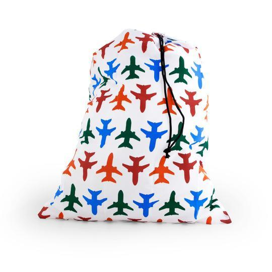 """<p>Keeping track of laundry while traveling can be confusing (Have you already worn that underwear?) and gross (Will those socks make everything dirt?). Separate your clean and dirty unmentionables with this cute, airplane-decorated <a href=""""http://www.kikkerland.com/products/planes-travel-laundry-bag/"""" rel=""""nofollow noopener"""" target=""""_blank"""" data-ylk=""""slk:travel bag"""" class=""""link rapid-noclick-resp"""">travel bag</a>.</p>"""