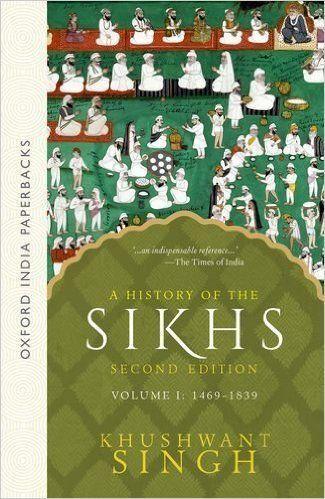 """<i><a href=""""http://www.amazon.com/History-Sikhs-1469-1839-Oxford-Collection/dp/0195673085/ref=sr_1_1?s=books&ie=UTF8&qid=1443555124&sr=1-1&keywords=a+history+of+the+sikhs"""">A History Of The Sikhs</a></i>written<i></i>by Khushwant Singh in two volumes fulfills the promise of itstitle.First published in 1963, the text provides a sweeping overview of Sikh history and tradition."""