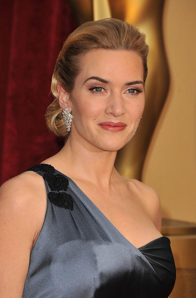 Kate Winslet at the 81st Annual Academy Awards - Feb. 22, 2009
