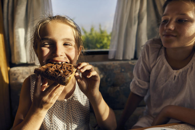 One photographer travelled the world to document children's eating habits [Photo: Getty]