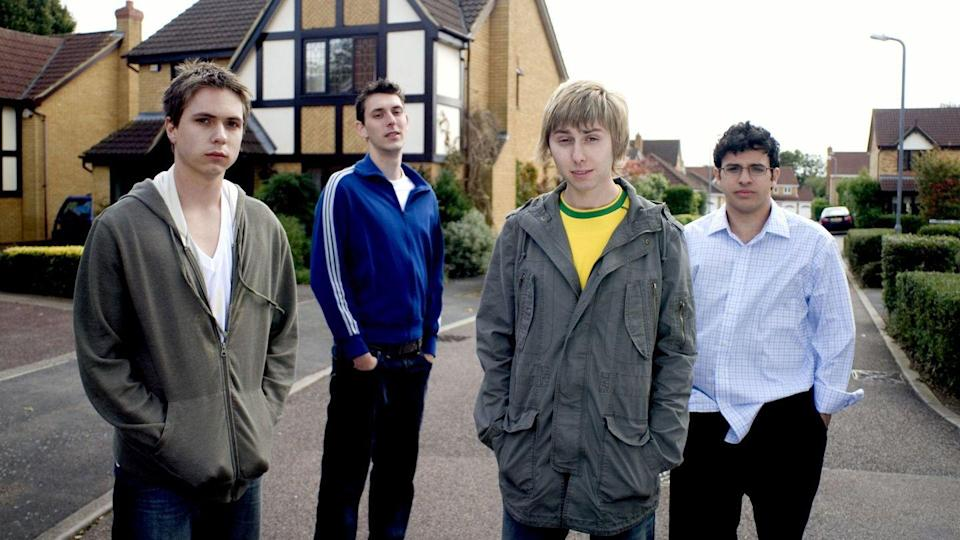 The Inbetweeners (Credit: Channel 4)