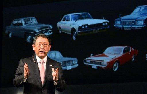 Toyota in $1.1 bln deal with US owners over recalls