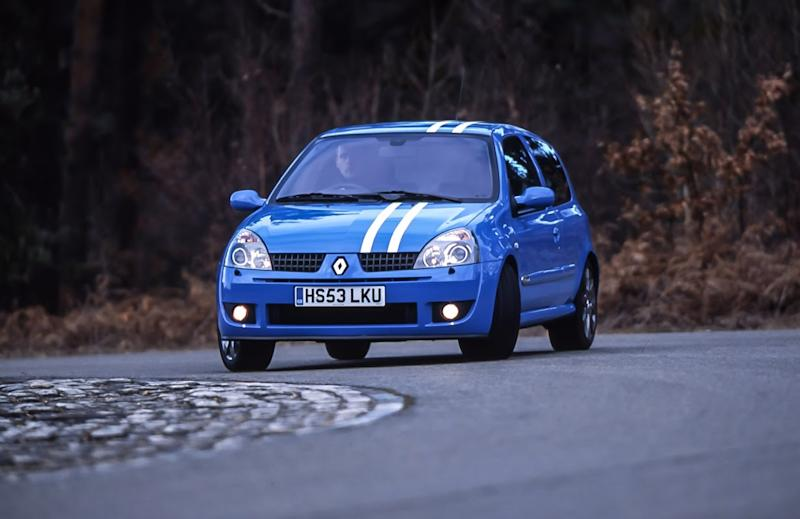 The Renaultsport Clio remains one of the best handling cars around