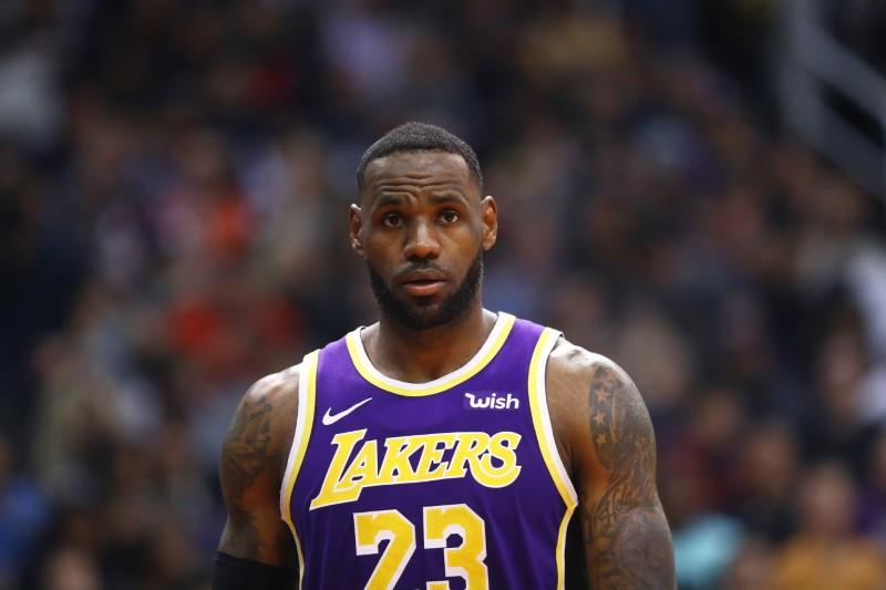 LeBron James says he is nowhere near retirement