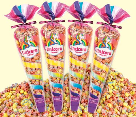 Popcornopolis Unicorn Popcorn® to Debut at Select Target Stores Nationwide