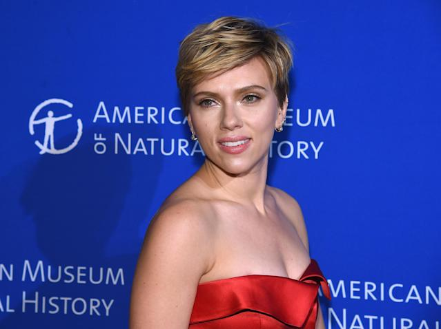 Scarlett Johansson (Photo: Getty Images)