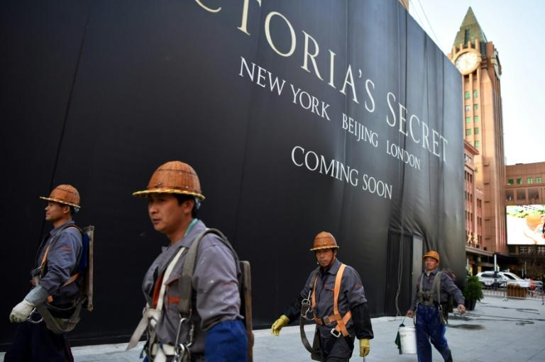 Victoria's Secret is staking its future on the growing Chinese market, opening its first two Chinese flagship stores this year
