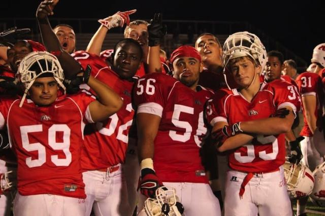 The West Lawn Wilson football team won 35-0. Here's what they thought about it — Twitter