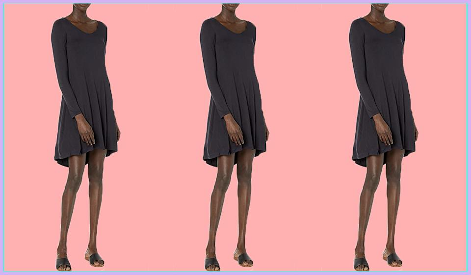 Score up to 19 percent off this elegant frock. (Photo: Amazon)