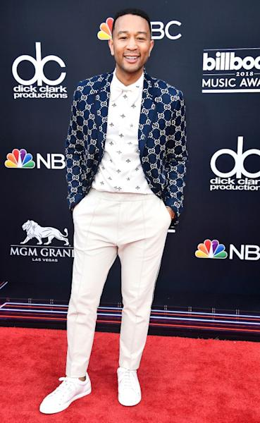 Billboard Music Awards: John Legend Reveals Son's Name Inspiration