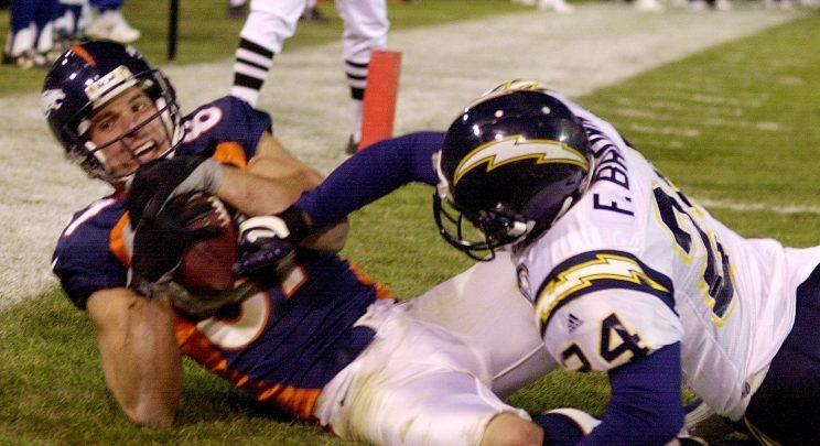 Former NFL wideout Ed McCaffrey is pushing to get the Pacific Pro football league off the ground. (AP)