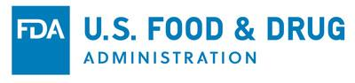 U.S. Food and Drug Administration (FDA) logo (PRNewsfoto/FDA)