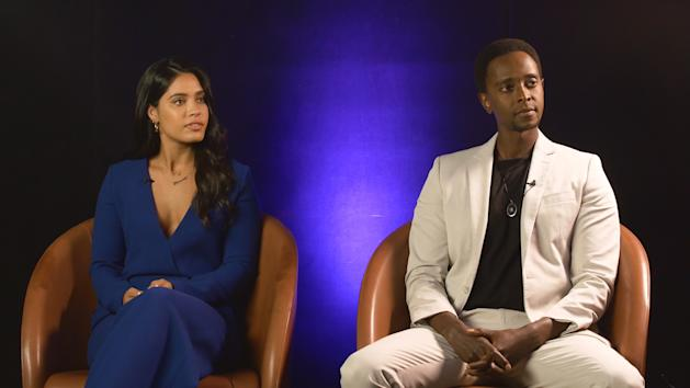 StartUp's Edi Gathegi & Otmara Marrero Talk Season 3