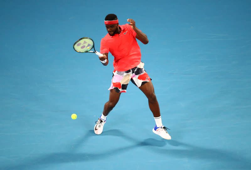 Tiafoe out of World TeamTennis after positive COVID-19 test