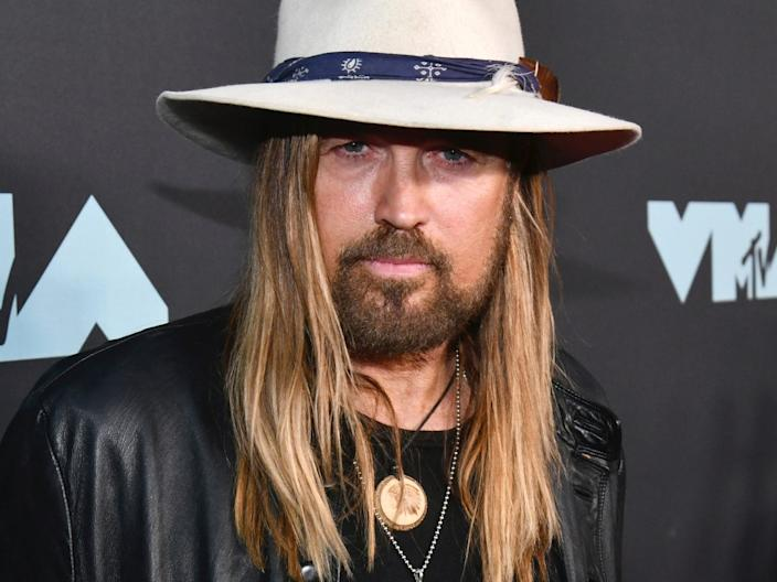 billy ray cyrus august 2019