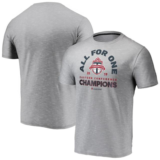 Toronto FC 2019 MLS Eastern Conference Champions T-Shirt