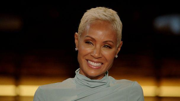 PHOTO: Willow Smith speaks about polyamory with mother, Jada Pinkett Smith (pictured) and 'Gammy' Adrienne Banfield-Norris, during an episode of 'Red Table Talk'. (Red Table Talk/Facebook)