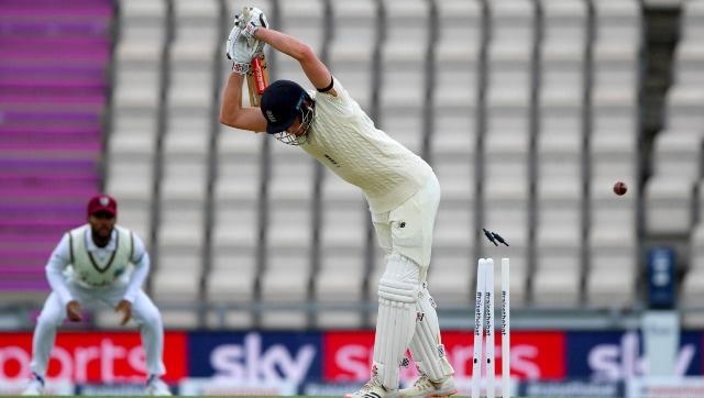 England vs West Indies: Hosts manage 35/1 on rain-hit Day 1 as cricket returns to action after four-month hiatus