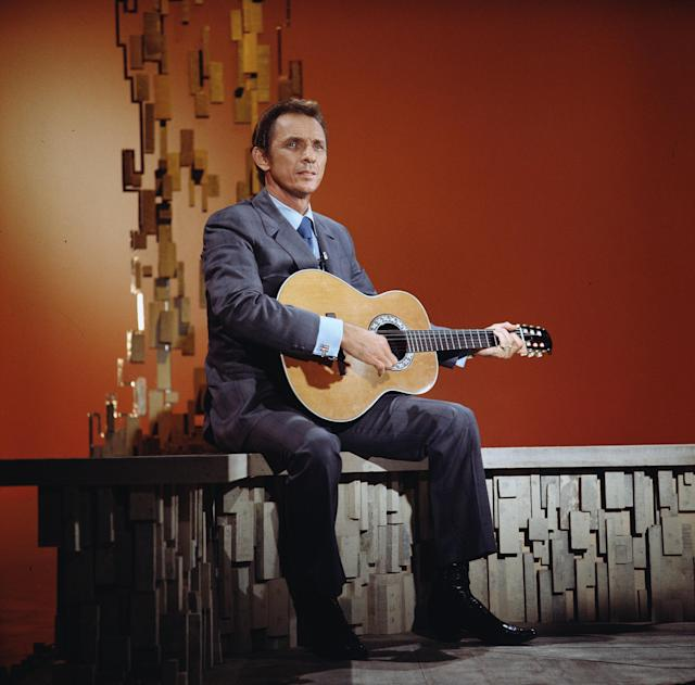 <p>The country music legend died on Nov. 19 at age 85. He was a member of the Country Music Hall of Fame and a winner of both the National Medal of Arts and the CMA's Entertainer of the Year award. (Photo: CBS via Getty Images) </p>