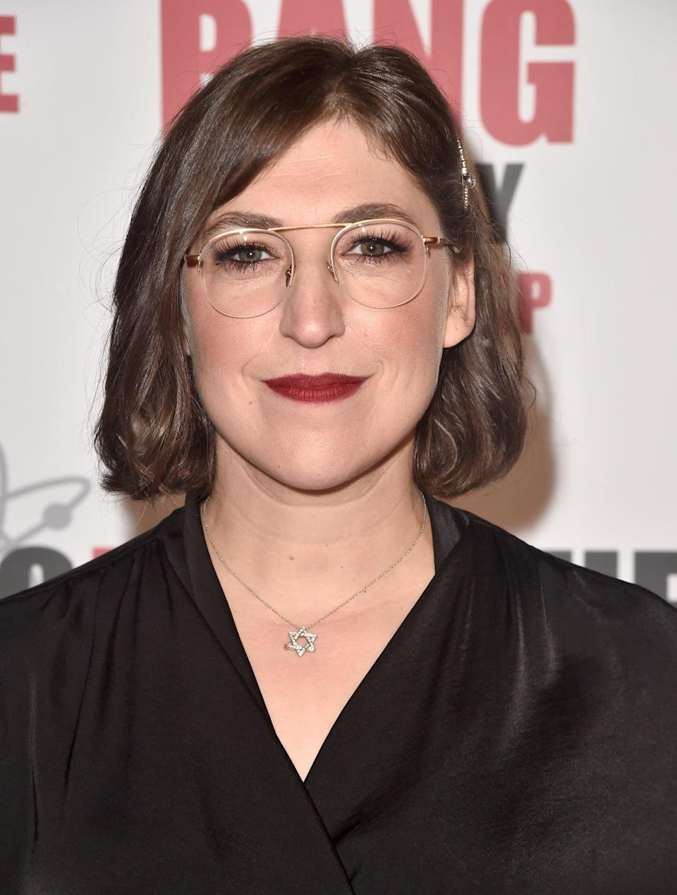 """<p>Real-life neuroscientist Mayim Bialik - aka eccentric neurobiologist Amy Farrah Fowler - will continue to run her online lifestyle publication, <a href=""""https://groknation.com/"""" class=""""link rapid-noclick-resp"""" rel=""""nofollow noopener"""" target=""""_blank"""" data-ylk=""""slk:Grok Nation""""><strong>Grok Nation</strong></a>, which covers everything from news, to style, to health. According to <strong>IMDb</strong>, she will also reprise her voice character role of """"The B.O.O.T.H."""" in the upcoming sci-fi comedy, <strong><a href=""""http://www.imdb.com/title/tt3615336/"""" rel=""""nofollow noopener"""" target=""""_blank"""" data-ylk=""""slk:The Inspector Chronicles"""" class=""""link rapid-noclick-resp"""">The Inspector Chronicles</a></strong>, which is based on the British TV show staple, <strong>Doctor Who</strong>. </p> <p>As she's written <a href=""""https://www.popsugar.com/buy?url=https%3A%2F%2Fwww.amazon.com%2FMayim-Bialik%2Fe%2FB00796CCRW%2Fref%3Das_li_ss_tl%3Fqid%3D1538665323%26sr%3D8-1%26linkCode%3Dsl2%26tag%3Dgroknation-20%26linkId%3D1f90b95d76155f9c415171e55ec13b98%26language%3Den_US&p_name=four%20books&retailer=amazon.com&evar1=buzz%3Aus&evar9=46309468&evar98=https%3A%2F%2Fwww.popsugar.com%2Fentertainment%2Fphoto-gallery%2F46309468%2Fimage%2F46309538%2FMayim-Bialik&list1=tv%2Cthe%20big%20bang%20theory&prop13=api&pdata=1"""" rel=""""nofollow noopener"""" target=""""_blank"""" data-ylk=""""slk:four books"""" class=""""link rapid-noclick-resp"""">four books</a> in the past on topics covering everything from parenting and politics, it also seems likely that Bialik will eventually pen a fifth novel as well. </p>"""