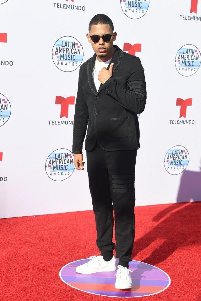 Myke Towers Latin AMAs