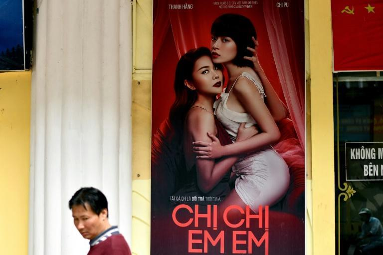 """Chi Chi Em Em"" -- or ""Sister Sister"" -- is the latest Vietnamese movie to test the waters of the communist nation's film censorship"