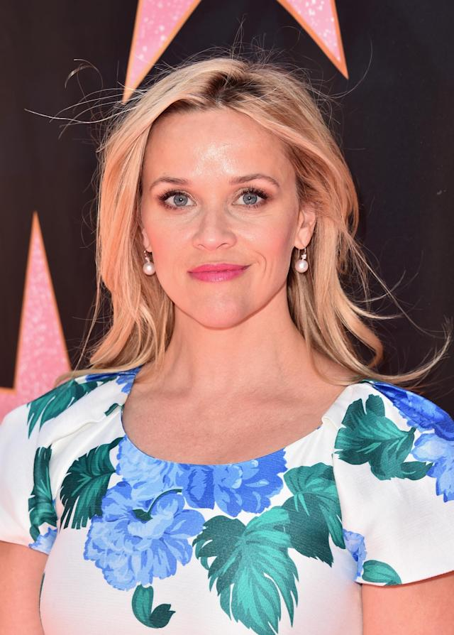 Reese Witherspoon is calling out the lack of pockets for girls. (Photo: Alberto E. Rodriguez/Getty Images)