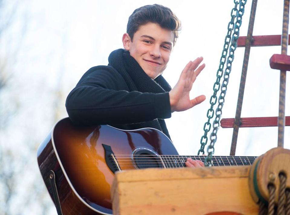 Shawn Mendes and manager launch TV and film production company