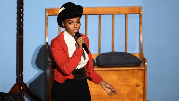PHOTO: Janelle Monae performs during the Oscars show at the 92nd Academy Awards in Hollywood, Calif., Feb. 9, 2020. (Chris Pizzello/Invision/AP)