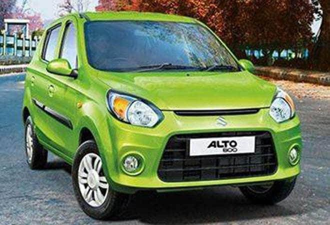 New Maruti Suzuki Alto 800: The inside design has been changed to suit the latest trends, including a  new grille and a bigger bumper with a large air intake facility.