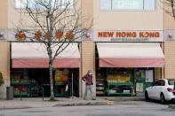 FILE PHOTO: New Hong Kong Supermarket in Richmond