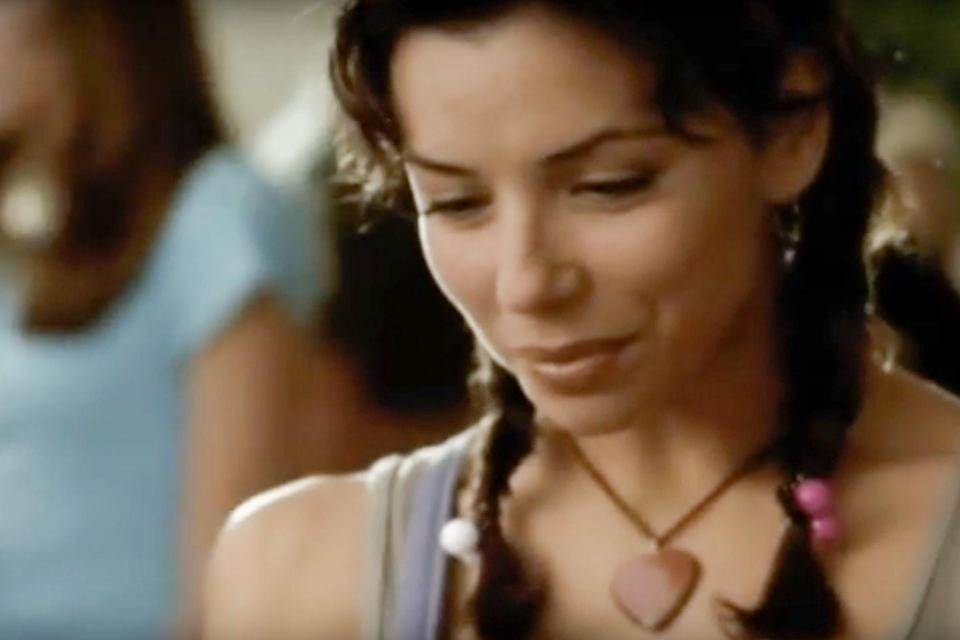 <p>Longoria appeared in this TV movie thriller about a woman haunted by her fiancé's murder victim.</p>