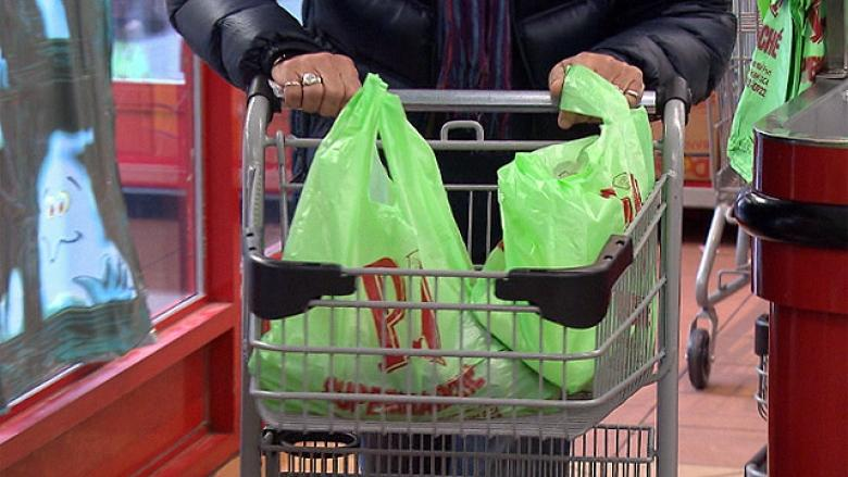Thick plastic bags aren't more eco-friendly than thin ones, says study