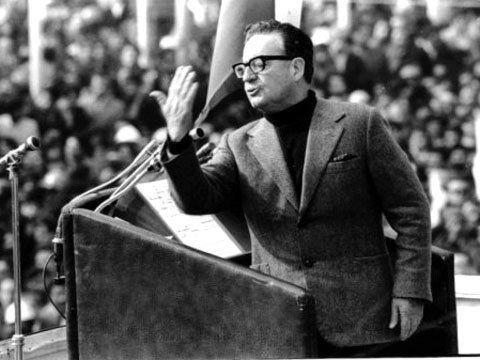 """When it became clear that socialist Salvador Allende would likely win the presidency in Chile, U.S. President Richard Nixon told the CIA to """"make the economy scream"""" in order to """"prevent Allende from coming to power or to unseat him,"""" <a href=""""http://www.gwu.edu/~nsarchiv/NSAEBB/NSAEBB8/nsaebb8i.htm"""">according to the National Security Archive</a>.   Augusto Pinochet overthrew Allende in a bloody coup on Sept. 11, 1973, torturing and disappearing thousands of his political rivals with the backing of the U.S. government."""