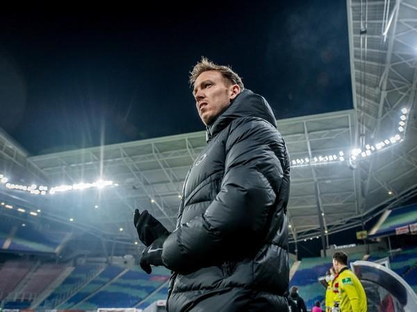 Julian Nagelsmann (Photo/ RB Leipzig Twitter)