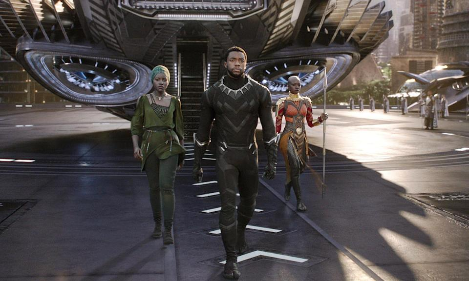 Disney pushed 'Black Panther' for Best Picture at the Oscars