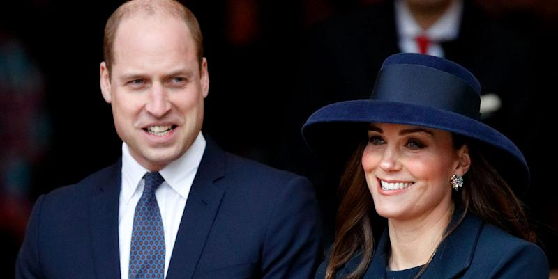 William and Kate attend conservation awards UK News