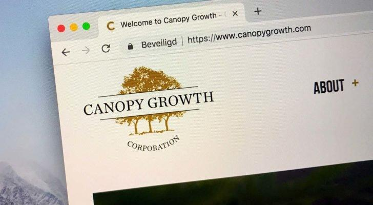 Worst Stocks That Flopped This Earnings Season: Canopy Growth (CGC)