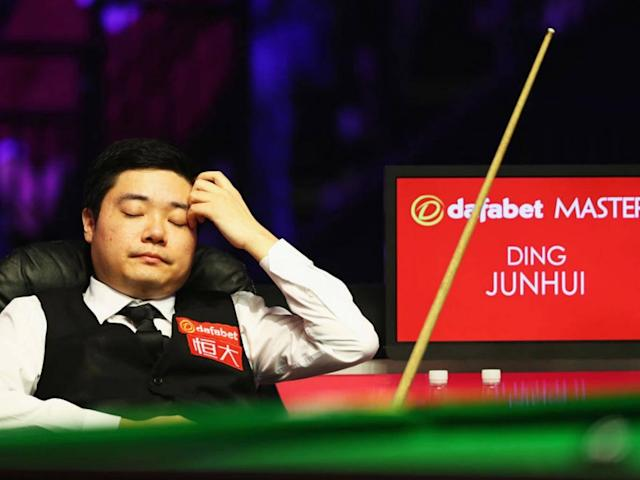 Ding Junhui's career has had plenty of ups and downs (Getty )
