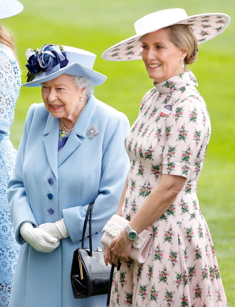 Sophie, Countess of Wessex Shares Her Very Personal Nickname for Her Mother-in-Law, the Queen!
