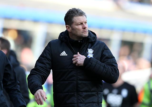 Birmingham City sack Steve Cotterill after Forest loss