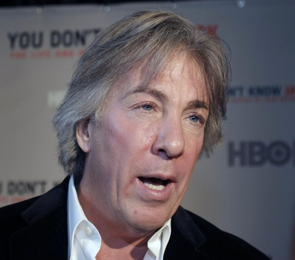 DETROIT -  APRIL 22:  Dr. Jack Kevorkian's former attorney Geoffrey Fieger attends the Detroit premiere of the HBO film