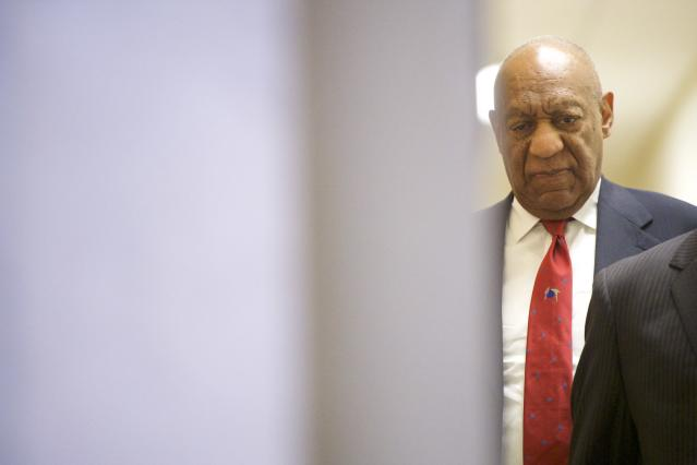 """A Pennsylvania state board has recommended that Bill Cosby be declared a """"sexually violent predator,"""" which would require him to register as a sex offender. (Photo: Mark Makela/Getty Images)"""
