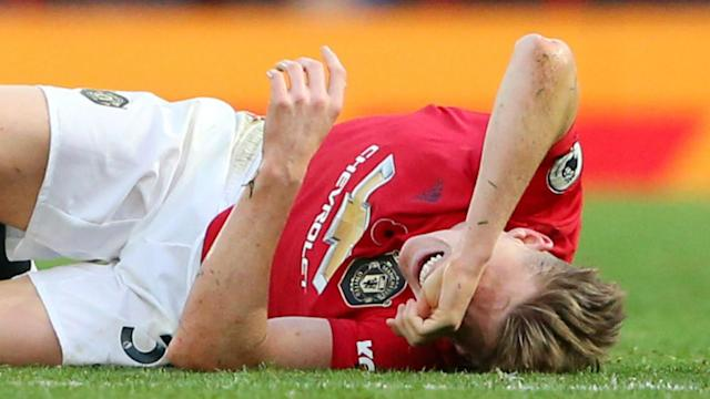 The Manchester United man picked up an ankle knock against Brighton while his Liverpool counterpart is thought to have a similar issue