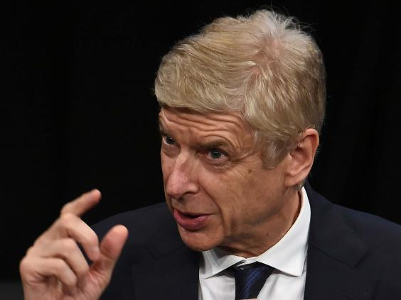 Wenger had been linked with a return to management (Getty)