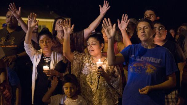Several People Killed After Gunman Opens Fire At Texas Church